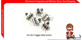 SS-12D11 Toggle Slide Switch