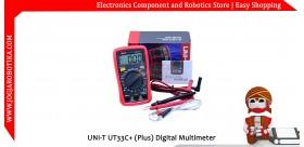 UNI-T UT33C+ (Plus) Digital Multimeter