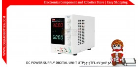 DC Power Supply UNI-T UTP3315TFL 0V-30V 5A
