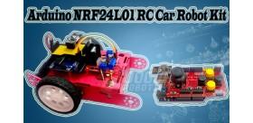 Arduino NRF24L01 RC Car Robot Kit