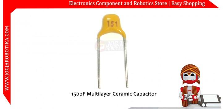 150pF Multilayer Ceramic Capacitor