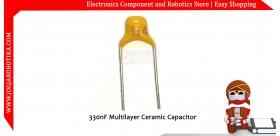 330nF Multilayer Ceramic Capacitor