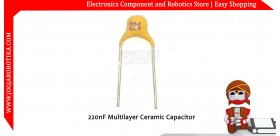 220nF Multilayer Ceramic Capacitor