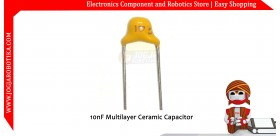 10nF Multilayer Ceramic Capacitor