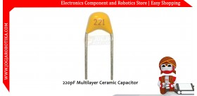 220pF Multilayer Ceramic Capacitor