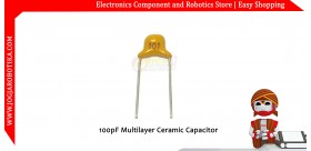 100pF Multilayer Ceramic Capacitor