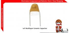 1uF Multilayer Ceramic Capacitor