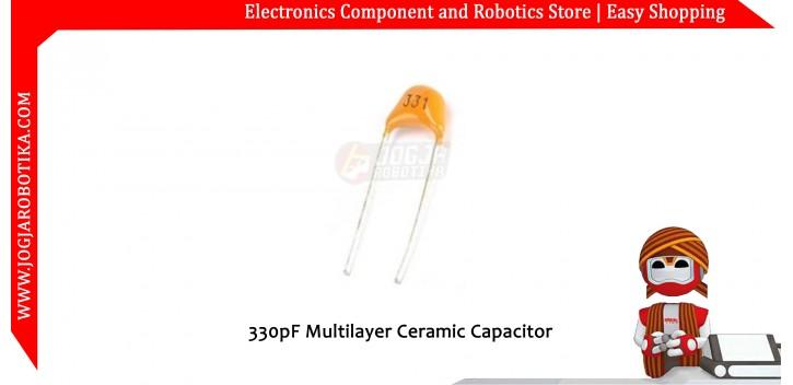 330pF Multilayer Ceramic Capacitor