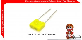 220nF 224J100 MKM Capacitor