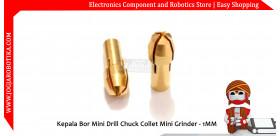 Kepala Bor Mini Drill Chuck Collet Mini Grinder-1MM