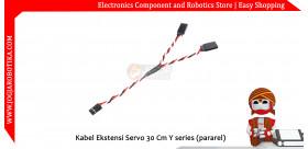 Kabel Ekstensi Servo 30 Cm Y series (pararel)