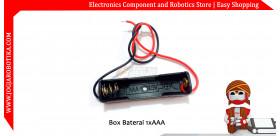 Box Baterai 1xAAA