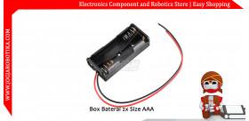 Box Baterai 2x Size AAA