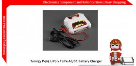 Turnigy P403 LiPoly / LiFe AC/DC Battery Charger