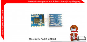 TEA5767 FM Radio Module