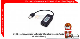 KCX-017 USB Doctor Tester Charging Capacity