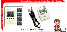 DSO150 DIY Digital Oscilloscope Kit