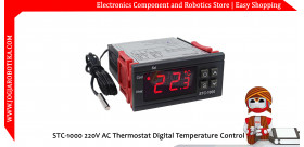STC-1000 220V AC Thermostat Digital Temperature Control
