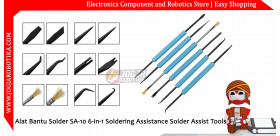 Alat Bantu Solder SA-10 6-in-1 Soldering Assistance Solder Assist Tools