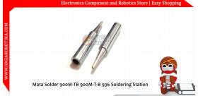 Mata Solder 900M-TB 900M-T-B 936 Soldering Station