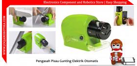 Pengasah Pisau Gunting Elektrik Otomatis