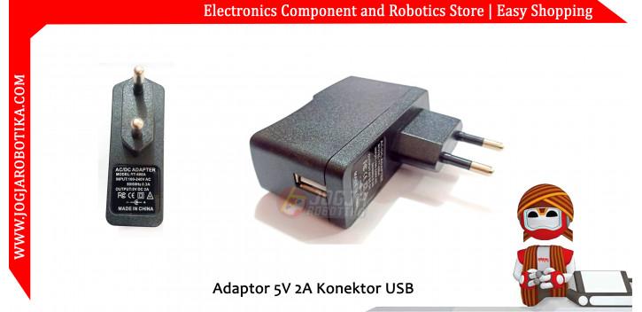 Adaptor 5V 2A Konektor USB