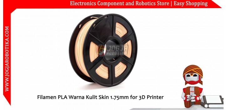 Filamen PLA Warna Kulit Skin 1.75mm for 3D Printer
