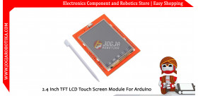 2.4 Inch TFT LCD Touch Screen Module For Arduino