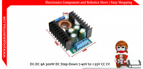 DC-DC Power Module 12A Adjustable Low Ripple