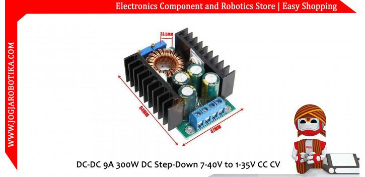 DC-DC Power Module 12A Adjustable Low Ripple