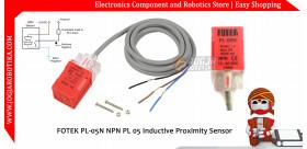 FOTEK PL-05N NPN PL 05 Inductive Proximity Sensor