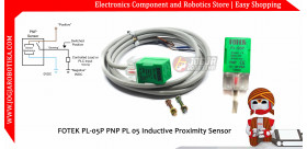 FOTEK PL-05P PNP PL 05 Inductive Proximity Sensor