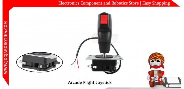 Arcade Flight Joystick