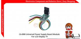 Gacun CA-888 Universal Power Supply Board Module For LCD Display TV
