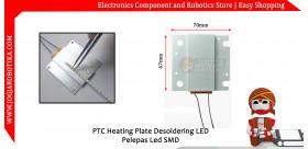 PTC Heating Plate Desoldering LED Pelepas Led SMD