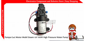 Pompa Cuci Motor Mobil Steam 12V 100W High Pressure Water Pump