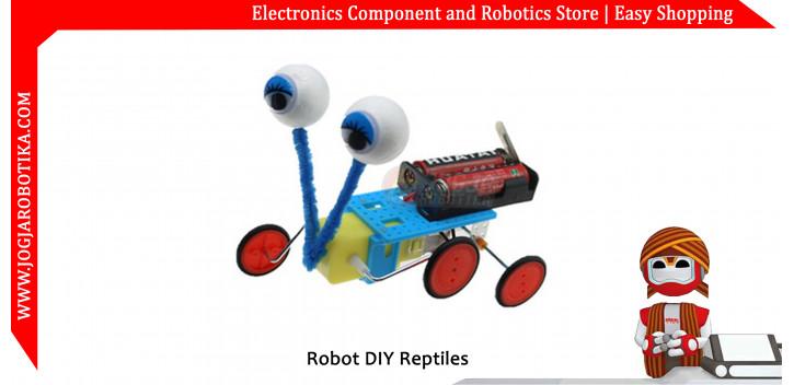 Robot DIY Reptiles