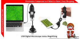 USB Digital Microscope 1000x Magnifying