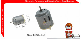 Motor DC R260 3-6V