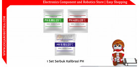 1 Set Serbuk Kalibrasi PH