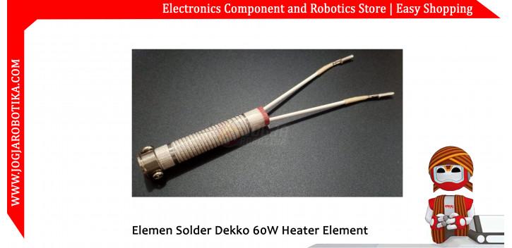 Elemen Solder Dekko 60W Heater Element