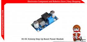 DC-DC XL6009 Boost Power Module