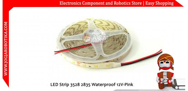LED Strip 3528 2835 Waterproof 12V-Pink