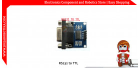 RS232 to TTL