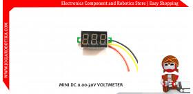 Mini DC 3.0-30V Voltmeter