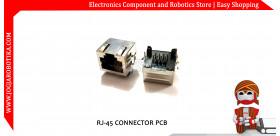RJ-45 Connector PCB