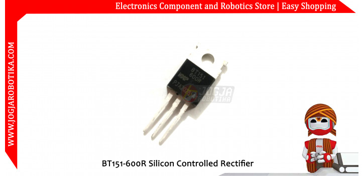 BT151-600R Silicon Controlled Rectifier