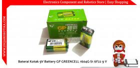 Goldmen 9V Battery Baterai Kotak