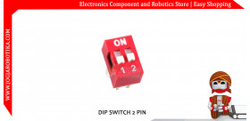 DIP Switch 2 Pin