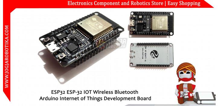 ESP32 ESP-32 IOT Wireless Bluetooth Arduino Internet of Things Development Board